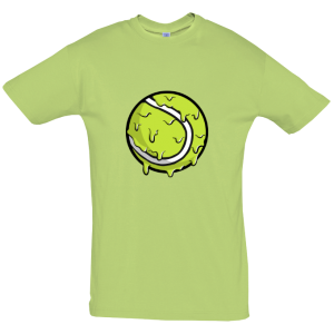 Melting Tennis Ball T Shirt