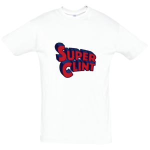 SUPER CLINT T Shirt