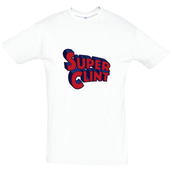 SUPER CLINT T Shirt
