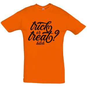Trick or treat? bitch T Shirt