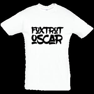 Foxtrot Oscar T Shirt