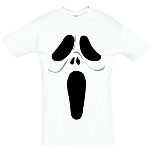 Scream Mask T Shirt