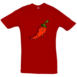 Melting Chilli T Shirt